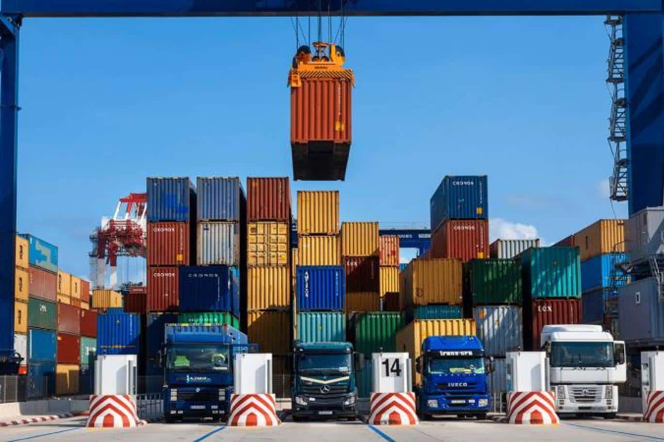 صادرات واردات ایران