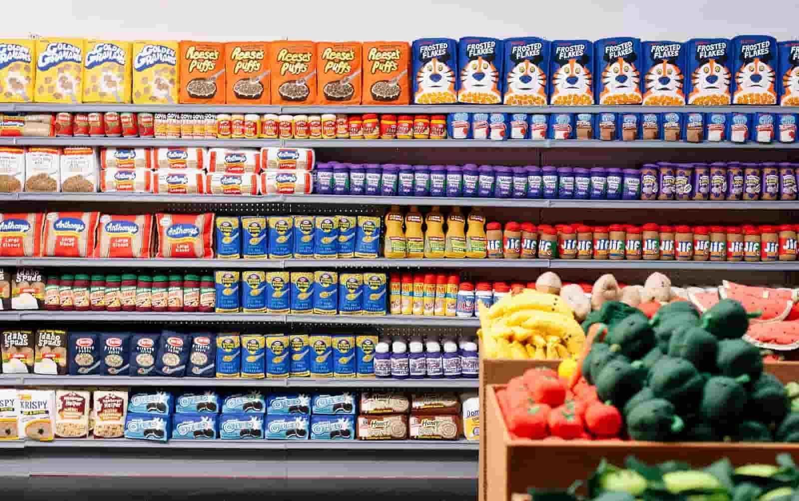 مجوز واردات مواد غذایی