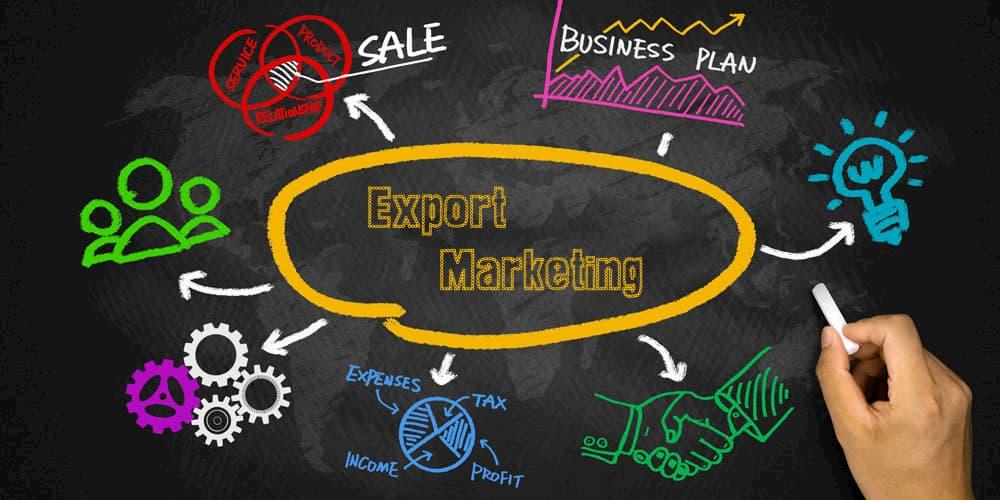 بازاریابی صادرات