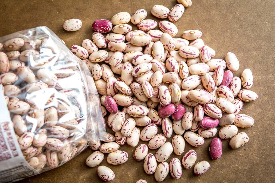 صادرات لوبیا چیتی