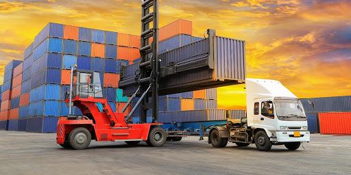 شرکت حمل و نقل زمینی به پاکستان