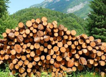 واردات چوب از روسیه