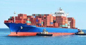 حمل بار از ایران به کانادا با کشتی