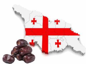 صادرات به گرجستان