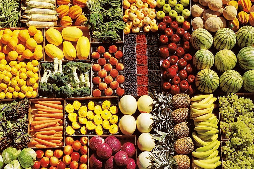 صادرات محصولات کشاورزی در ایران